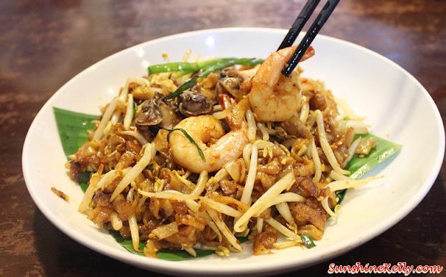 Angcle Peoh, Bandar Bukit Tinggi, Klang, Penang Ayer Itam Market, Asam Laksa, Penang Hawker Food, Fried Kuey Teow, Duck Egg