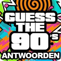 guest the 90s antwoorden, hints, hulp, oplossingen en cheats