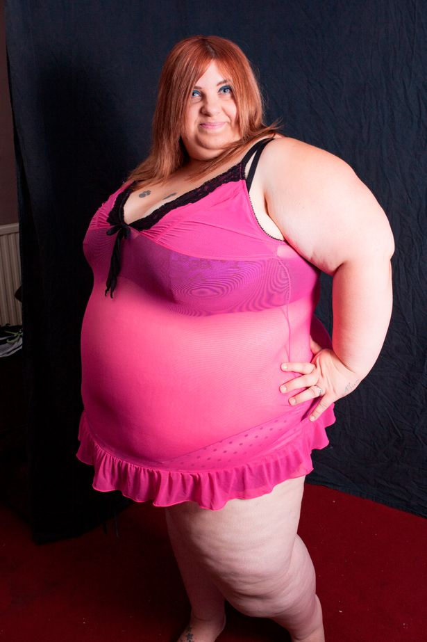 Obese woman refuses to lose weight because she loves her ...
