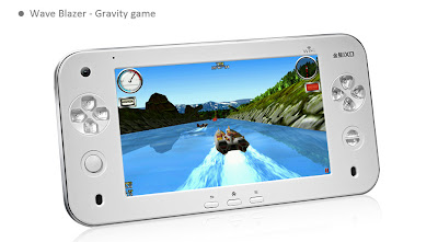 JXD S7100 - Overview (Android gaming tablet)
