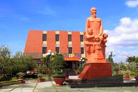 bảo tàng Hồ Chí Minh - Bình Thuận