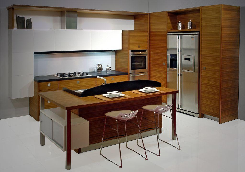 cucine a vista idee e soluzioni. come arredare il soggiorno salone ...