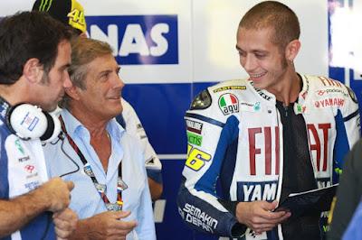 Jika Tugas Ini Selesai dengan Baik, Maka Rossi Pensiun