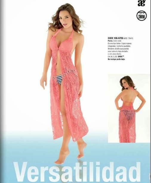 Traje De Baño Rojo Andrea: temporada de Verano 2015 y con el los hermosos trajes de baño Andrea
