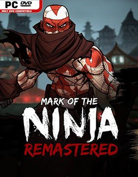 Mark of the Ninja - Remastered Jogos Torrent Download capa