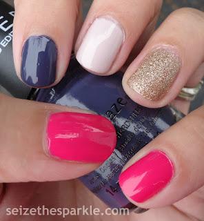 Skittle Manicure
