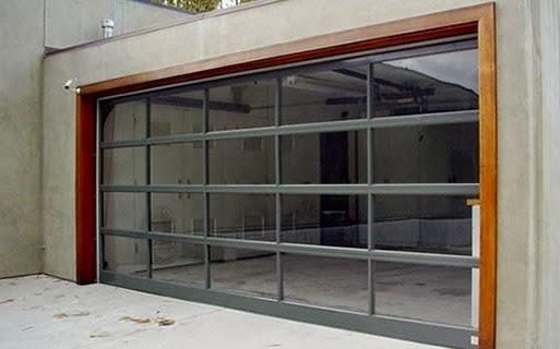 BONTLE GLASS & ALUMINIUM: ALUMINIUM GARAGE DOORS