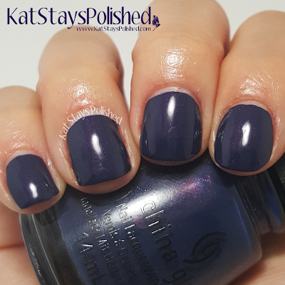 China Glaze - The Great Outdoors - Sleeping Under the Stars | Kat Stays Polished