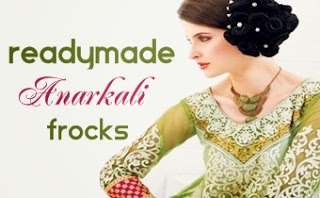 Readymade Anarkali Frocks