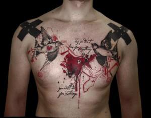 Тату в стиле Реализм – описание стиля татуировки