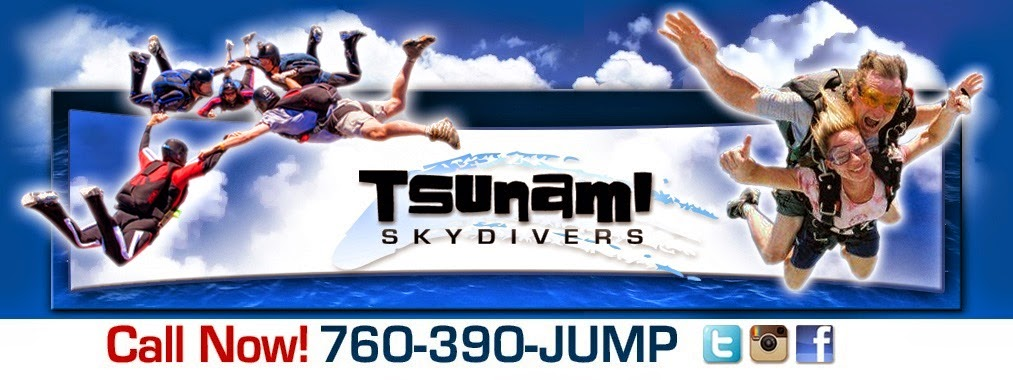 Tsunami Skydivers Of Oceanside