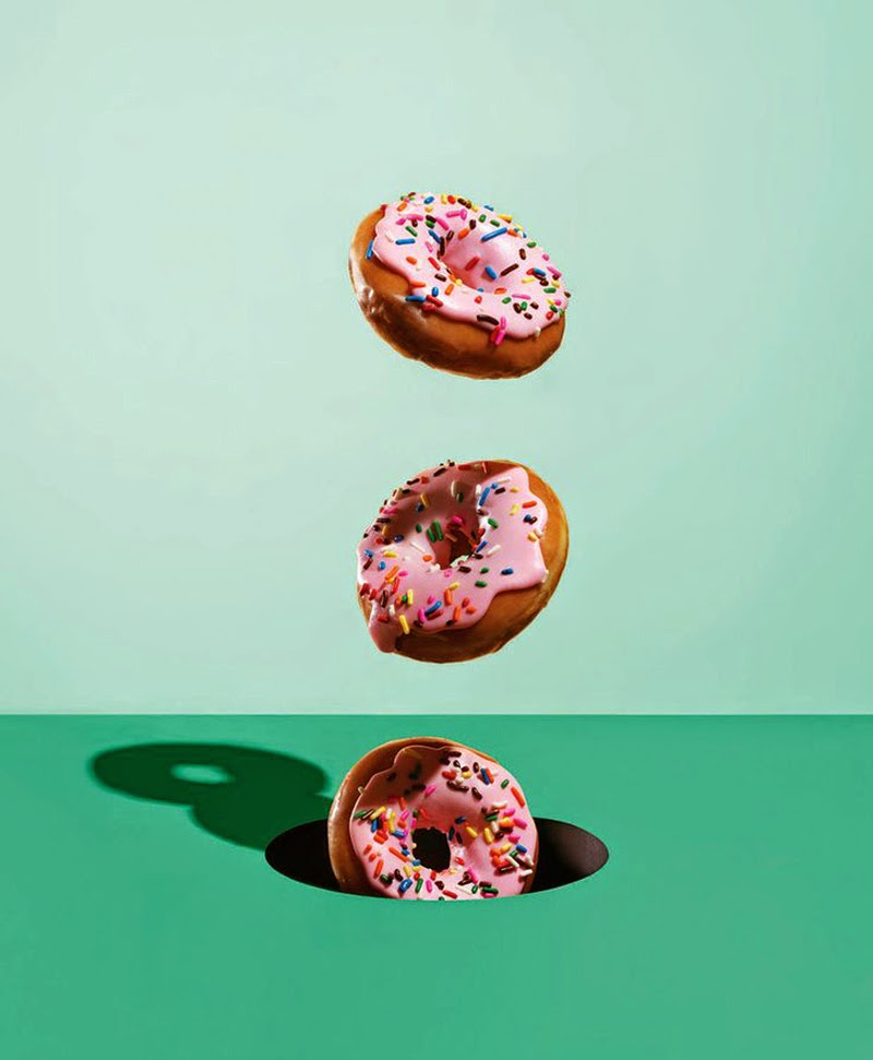 ideas para decorar donuts en casa