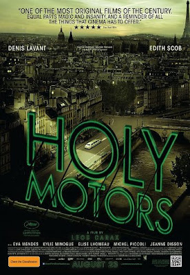 Holy Motors affiche