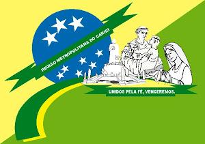 BANDEIRA DA REGIÃO METROPOLITANA DO CARIRI
