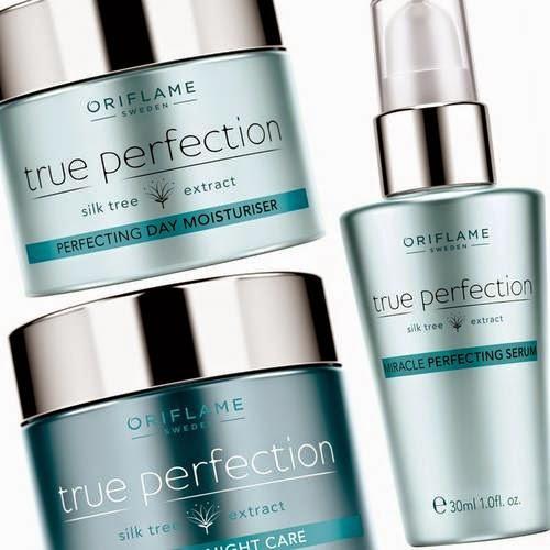 seria kosmetyków true perfection