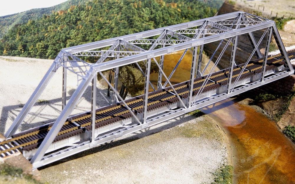 Model train bridges ebay
