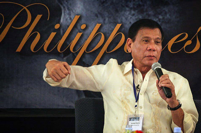 Rodrigo Duterte not to run for president