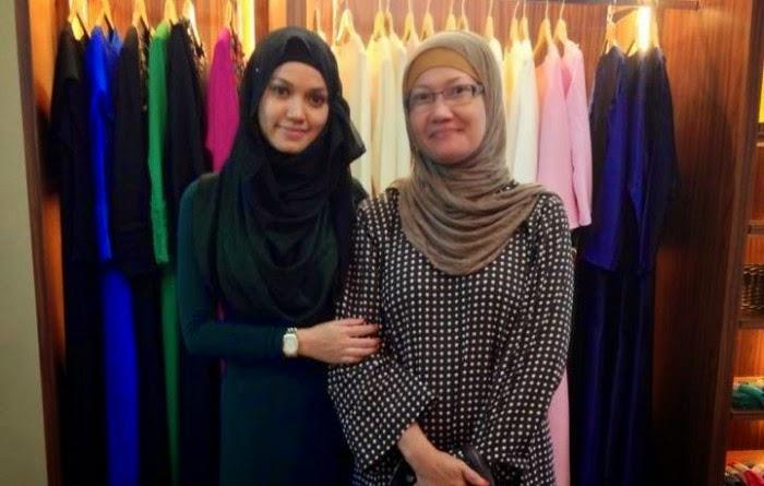 Syamsul Yusof Jadi Pereka Jubah Muslimah?, info, terkini, hiburan, sensasi, syamsul yusof, puteri Sarah Liyana,