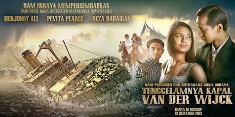 Link Download Film Tenggelamnya Kapal Van Der Wijck DVDRip 650 MB (Full movie - Indowebster)