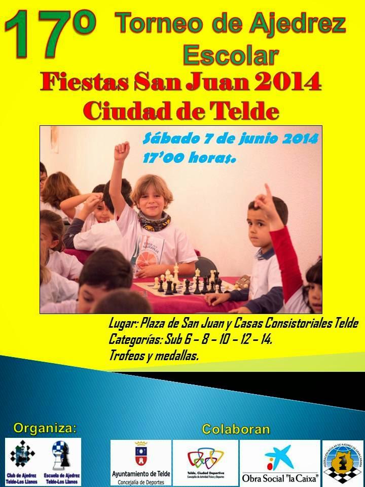 XVII Escolar Fiestas San Juan 2014
