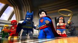 LEGO Batman e a Liga da Justiça