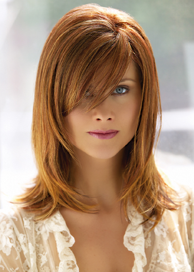 dark blonde hair with highlights. tattoo dark brown hair with