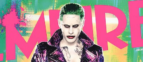 Suicide Squad Empire Magazine Images featuring Joker, Harley Quinn and Enchantress