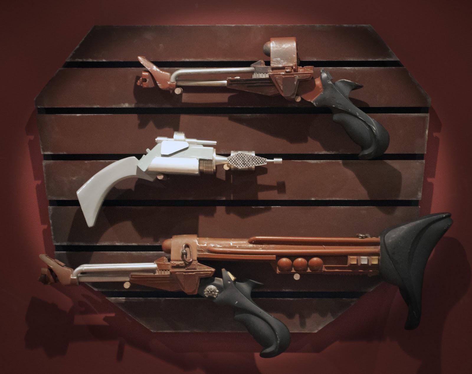 Klingon Weapons ListNew Klingon Weapons