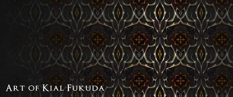 Art of Kial Fukuda