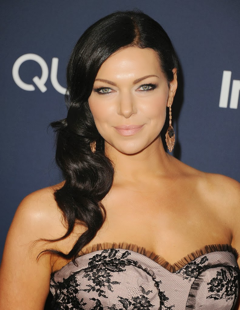 LAURA  NUBILES 71 Check Out How Stunning She Was At The Instyle Red Carpet Post Golden