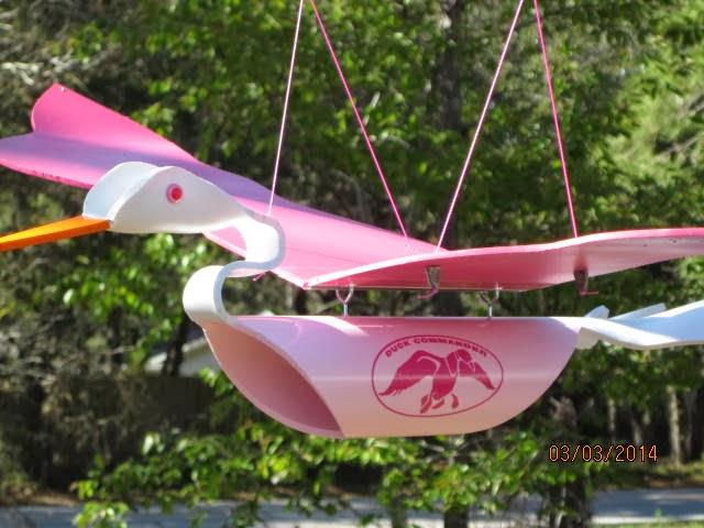 Pvc pipe birds pvc pipe birds tip 1 for How to make pvc pipe birds