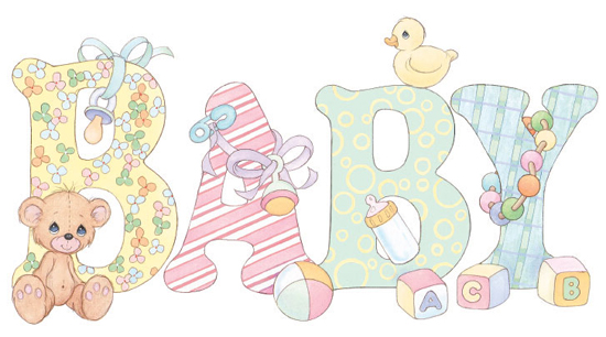 Letrero de baby shower - Imagui