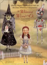 My Wizard of OZ Whimsies Designed for Ashton Drake & sold on The Bradford Exchange