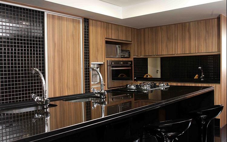 decoracao preto branco madeira:Decor Salteado – Blog de Decoração