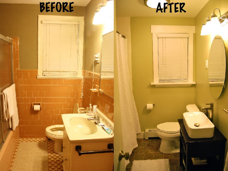 Small Bathroom Makeovers Before And After Pictures Bathroom Design Ideas