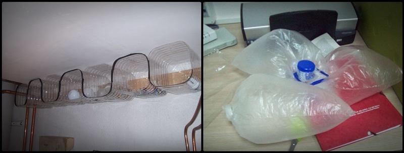 Mis cursos y mis cosas a reciclar plastico - Dispensador bolsas plastico ...