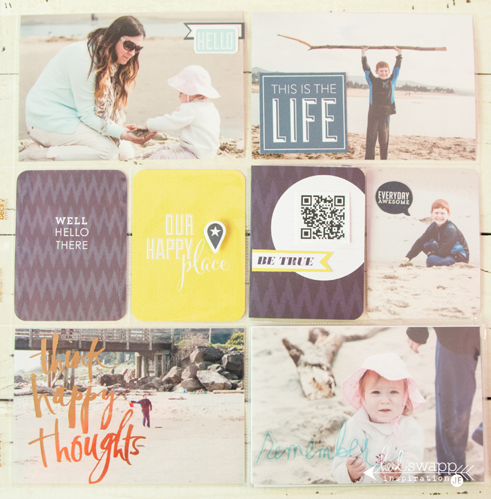 Free PDF download! Print and save for inspiration for @BeckyHigginsLLC @heidiswapp by @createoften