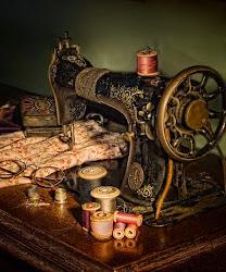 Me gusta coser por el día...lo que sueño por la noche