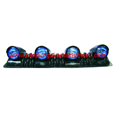 Sun Roof Xenon + Led Biru