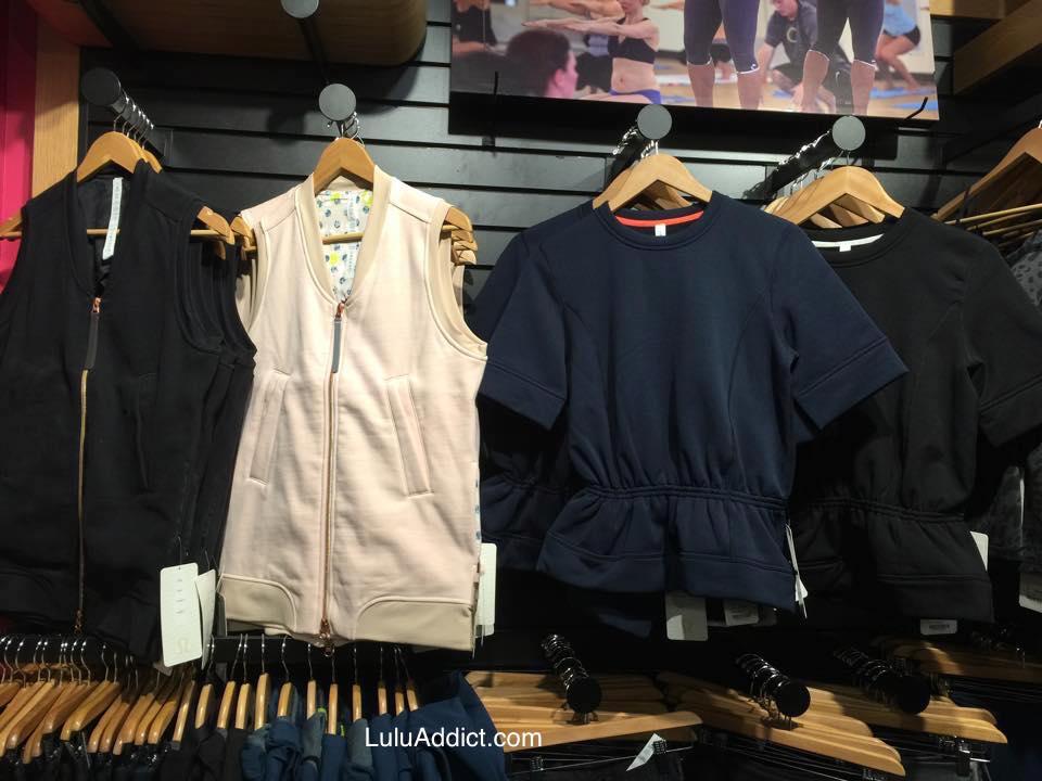 lululemon departure vest