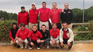 P&P Badalona lider 1era. divisió Interclubs 2012