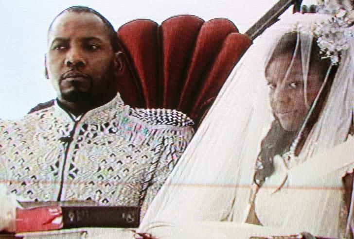 Bona Mugabe Wedding
