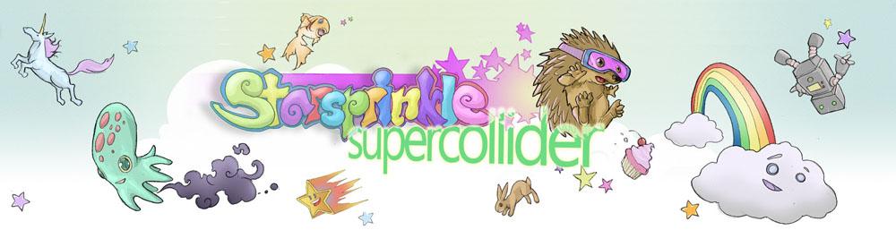 Starsprinkle Supercollider