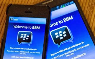 Fitur Dari BBM For Android Dan iOS