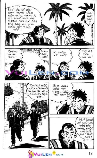 Jindodinho - Đường Dẫn Đến Khung Thành III Tập 61 page 19 Congtruyen24h