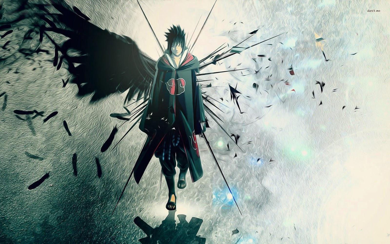 Wallpaper Sasuke Uchiha