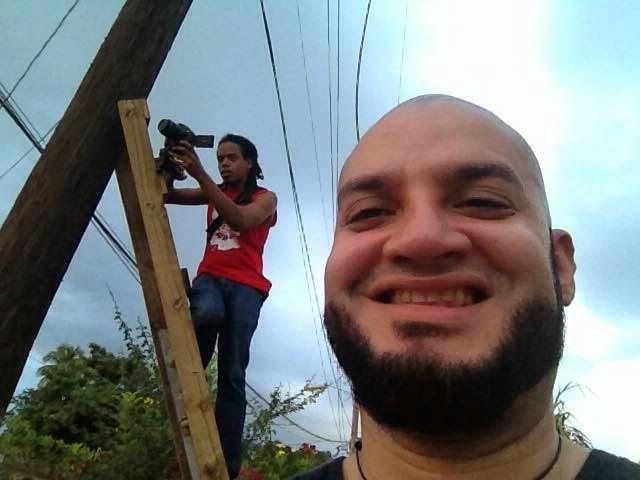 el primer video oficial de Aniel Guerrero
