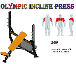 Olympic Incline Press Black