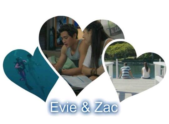 Pary - Zac i Evie...