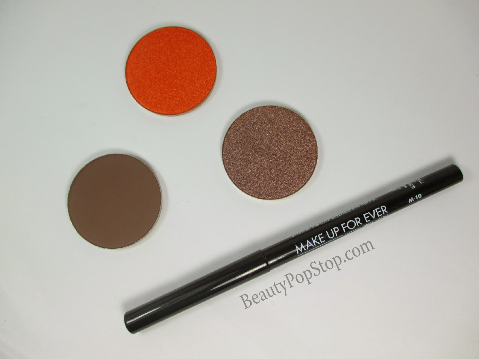 makeupforever artist shadow and liner swatches and reviews